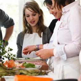 Curso cocina principiantes Valladolid